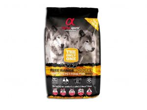 Alpha Spirit The Only One Dog Poultry 3 kg