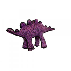 TUFFY Dinosaur STEGOSAURUS - fialový
