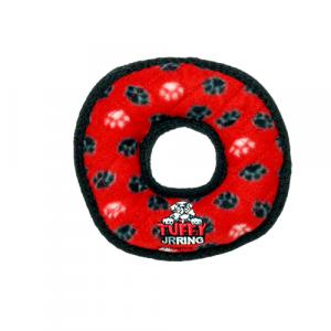 TUFFY JR Ultimates RING RED PAW - červený junior