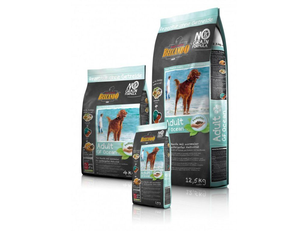 Belcando Adult Grain Free Ocean 12 c8798163c8
