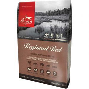 ORIJEN REGIONAL RED 2x11,4kg + Sušené maso Magnum  80g ZDARMA